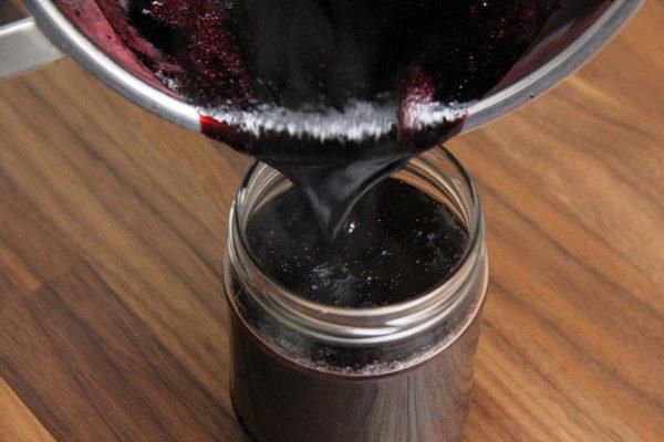 Варенье из черной смородины без косточек, изображение №11