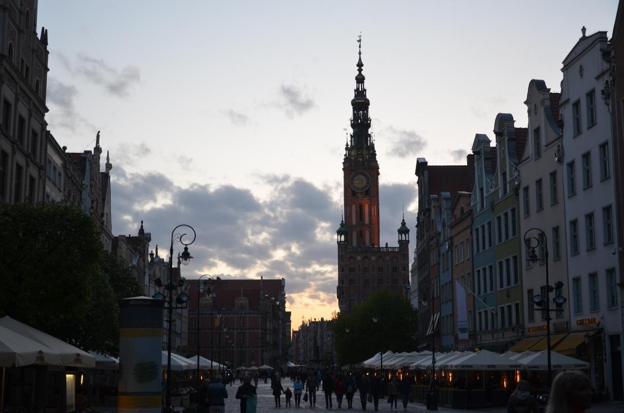 iOnIvUdeXPA Гданьск - северная столица Польши.