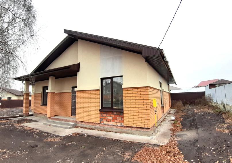 Одноэтажный дом 120кв.м с двумя спальнями Цена: 5,1 млн Тел:+79092079911