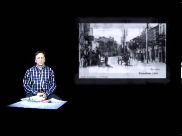 Поэты и музы серебряного века 21.09.2013. Максимилиан Волошин
