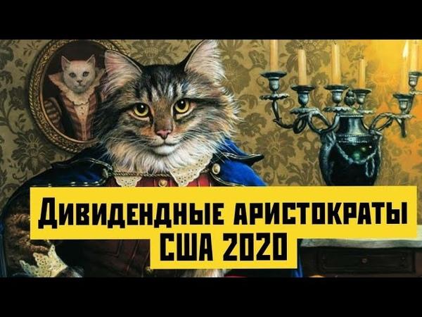 Акции Дивидендных Аристократов США 2020