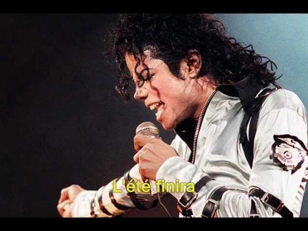 Michael Jackson et Siedah Garrett Je ne veux pas la fin de nous sous titres en français