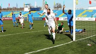 Обзор матча «Жетысу» - «Тобол» - 0:2. OLIMPBET-Чемпионат Казахстана. 4 тур