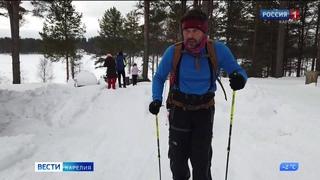 В Муезерском районе состоялся финал многодневной гонки по лыжне Антикайнена