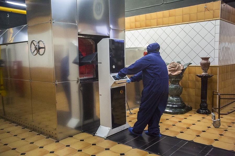 фото из крематория новосибирск бобровская была маленькая, мне