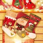 Рождественские носки — праздничные фотоидеи