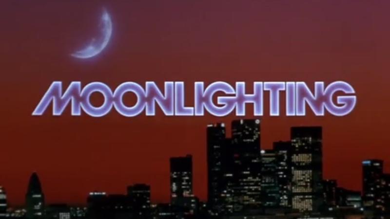 Детективное агентство Лунный свет заставка к сериалу