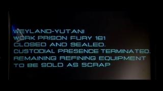 Alien 3 - Ending Scene (HD)
