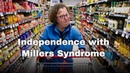 Independence with Miller Syndrome (Being Me: Erica)