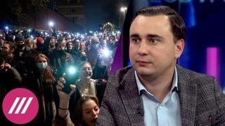 «Поймут, что глупо убивать главного оппозиционера»: директор ФБК об итогах акции за Навального