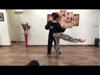 Llega una nueva clase de Tango: Coreografía ''De Floreo'' - Parte 2