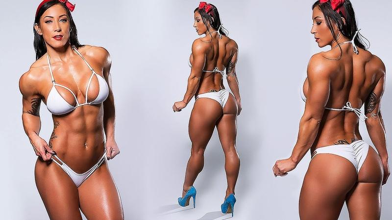 LORI SLAYER lori slayer Awesome satisfying sexy hot muscle fitness playboy model