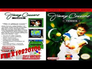 NES: Jimmy Connors Tennis (rus) longplay [226]