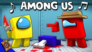 """AMONG US 🎵 Minecraft Animation Music Video [VERSION A] (""""Lyin' To Me"""" Song by CG5)"""