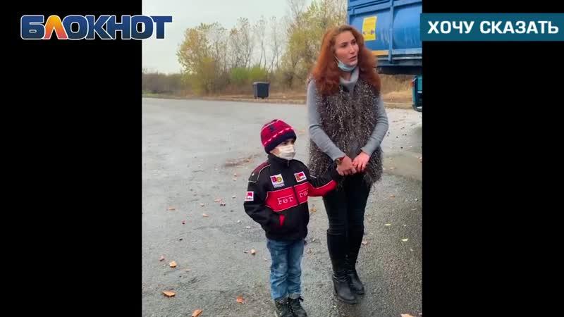 Жители Белореченска вновь заговорили о свалке