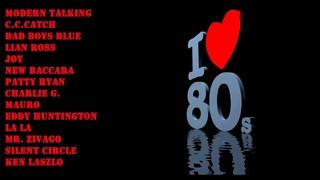 EuroDisco Hits 80's  - Vol.1 (Modern Talking, Bad Boys Blue,, Lian Ross, Silent Circle..)