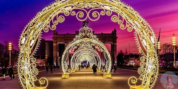 Сколько Москва потратила на Новый год