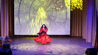 "Gypsy dance Цыганский танец ""Хабарка"" от Венеры Ферарь"