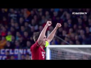 """""""Бавария"""" - """"Барселона"""""""