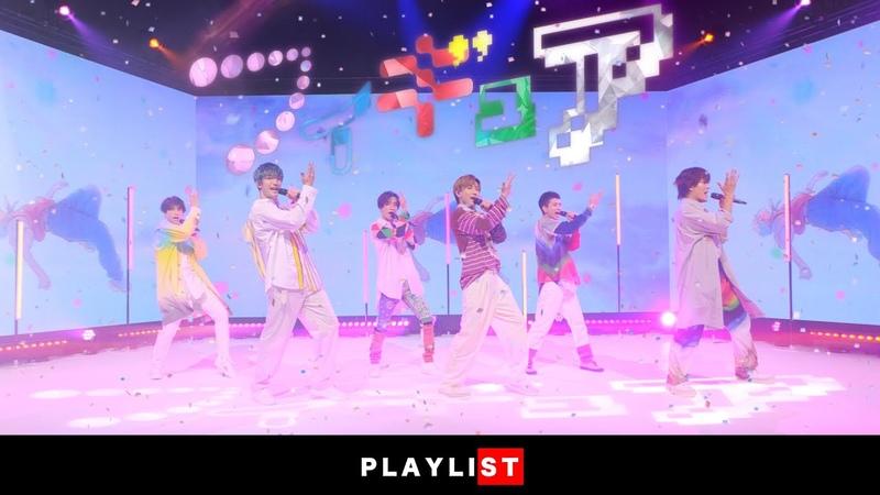 SixTONES フィギュア PLAYLIST SixTONES YouTube Limited Performance Day 2