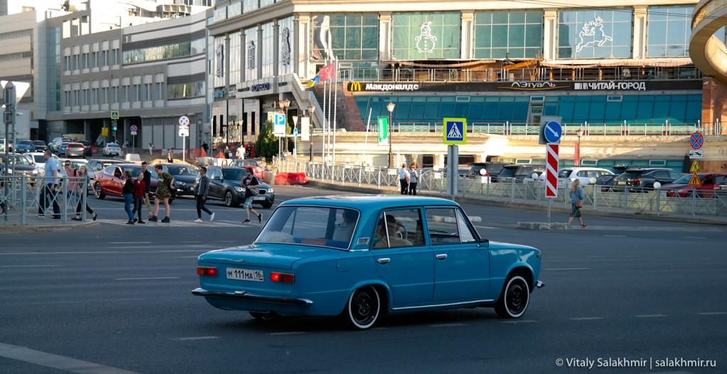 ВАЗ 2101, Казань 2020