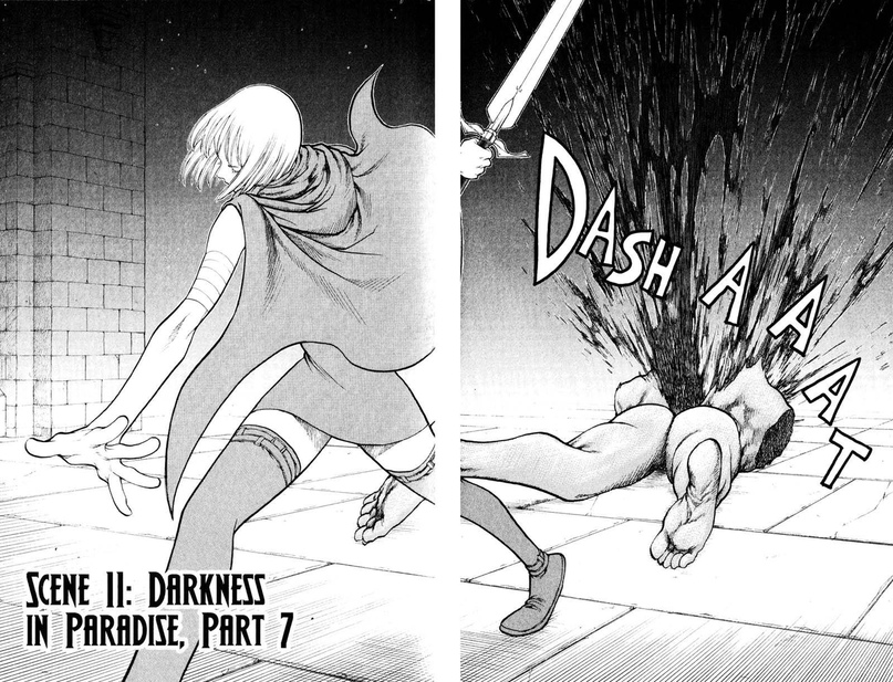 Claymore, Chapter 11, image #2
