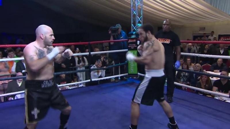 JIMMY SWEENEY VS JULIAN LANE BKB8 bareknuckleboxing boxing