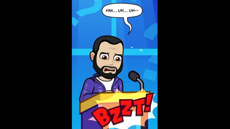 Бородач и светильник ✌️😜 комикс борода бородач комикс игра светильник приключения