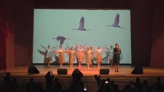 Торжественное мероприятие, посвященное 23 февраля в городе Вольске.