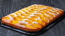 Amazing fluffy compote peach cake recipe! The guarantee of a PERFECT WEEKEND!| Cookrate
