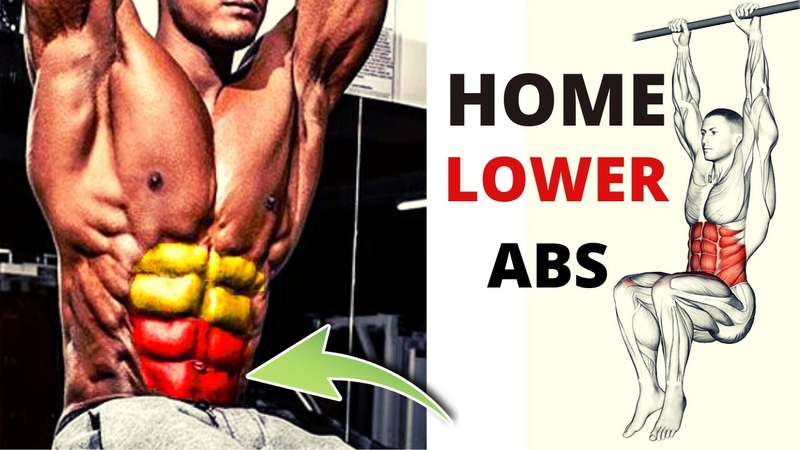 LOWER ABS CIRCUIT TRAINING 12 exs pour perdre le gras du bas du ventre