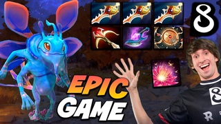 RAPIER Puck - EPIC ACTION - Dota 2 Pro Gameplay [Watch & Learn]