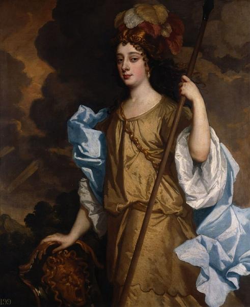 Виндзорские красавицы(1660-е) знаменитая коллекция живописи английского художникаПитера Лели, написанная им в начале-середине 1660 годов.