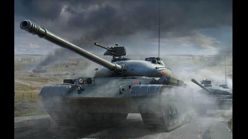 Object 140 BUFFED World of Tanks 720p