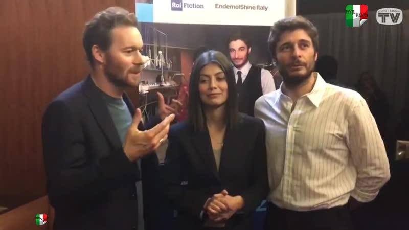 L'allieva 2 Intervista con A Mastronardi L Guanciale e G Marchesi