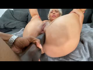 Dana DeArmond & Dredd - Anal Sex Milf IR Blonde Big Tits Juicy Ass Black Cock Monster Dick BBC POV Rimjob Rough Gonzo, Porn