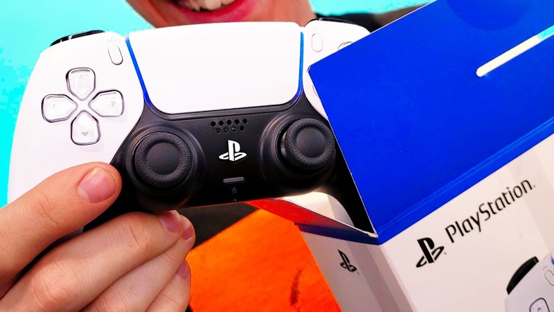 PS5 - Unboxing the DualSense Controller!