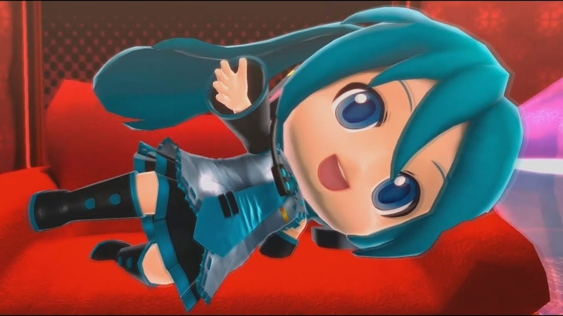 3 9 Seconds of every Project Diva F2nd Song but as Mikudayo