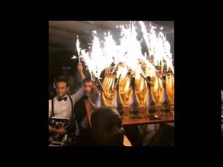 Мамаев и Кокорин за ночь потратили на шампанское в Монте Карло 250 тысяч Евро