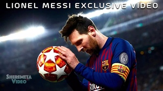 Lionel Messi Exclusive Video by Sheremeta!