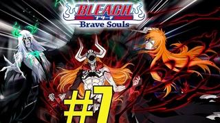 BLEACH Brave Souls Прохождение # 7 Выбил Чёткого Пёсика