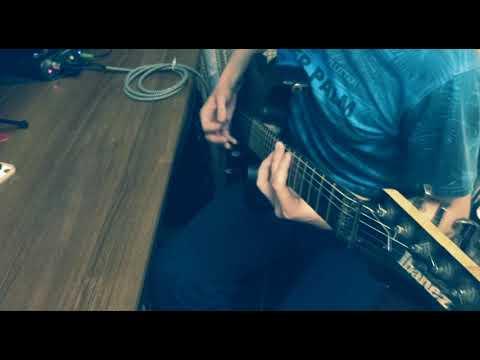 Mitol B Hell Guitars для конкурса гитаристов от Hellscream Academy и