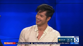 "Ross Butler on ""13 Reasons Why"" & the ""To All the Boys I've Loved Before"" Sequel"