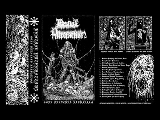 Bestial Putrefaction - Gore Drenched Barbarism
