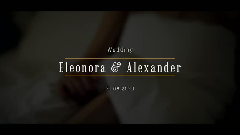Wedding Eleonora Alexander