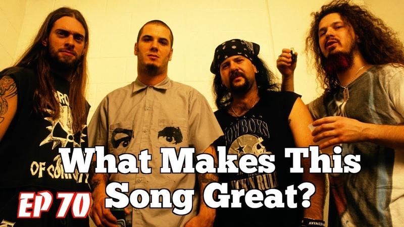 What Makes This Song Great? Ep.70 PANTERA