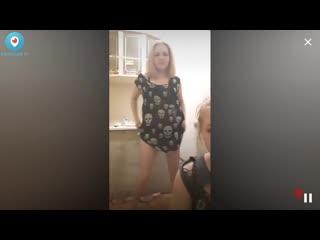 Уговорил молодую подругу сделать минет в лесу (секс порно домашнее любительское home porn sex) 18