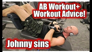 Abs and Workout Advice, Johnny Sins Vlog 15 SinsTV