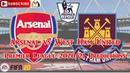 Arsenal vs. West Ham United | 2020-21 Premier League | Predictions FIFA 20