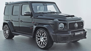 """BRABUS G-Class V12 900 hp"""" - The World's Most Powerful Off-Road SUV!"""